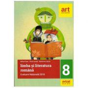 Evaluare Nationala 2018 Limba si literatura romana, pentru clasa a VIII-a