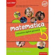 Matematică. Aritmetică, algebră, geometrie. Caiet de lucru. Clasa a 5-a. Consolidare. Partea I