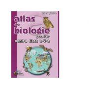 Atlas de Biologie scolar pentru clasa a V-a. Vietuitoarele in mediul lor de viata