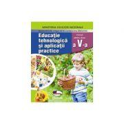 Educatie tehnologica si aplicatii practice, manual clasa a V-a