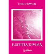 """Justiţia divină - studii şi reflecţii despre abordarea religioasă a cărţii """"Cerul şi infernul"""" de Allan Kardec Chico Xavier"""