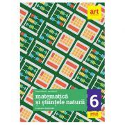 Matematică și Științele naturii. Evaluarea națională clasa a VI a