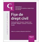 Fise de drept civil. Editia a 4-a - Gabriel Boroi