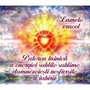 Puterea tainică a energiei subtile sublime dumnezeieşti nesfârşite a iubirii - cu 44 lamele