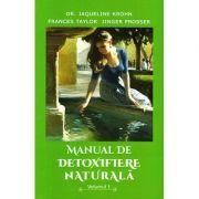 Manual de detoxifiere naturală - vol. 1