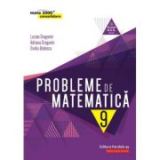 Probleme de matematică pentru clasa a IX-a