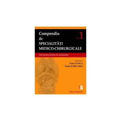 Compendiu de specialitati medico-chirurgicale, 2 vol.