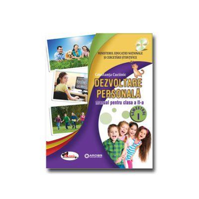 Dezvoltare personala. Manual pentru clasa a II-a (semI+semII, contine editie digitala)