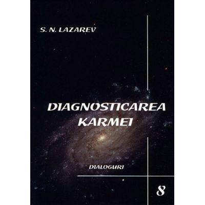Diagnosticarea karmei - vol. 8 - Dialoguri