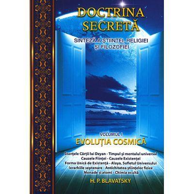 Doctrina secreta - sinteza a stiintei, religiei si filozofiei, vol. 1