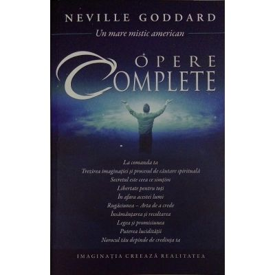 Neville Goddard - Opere Complete