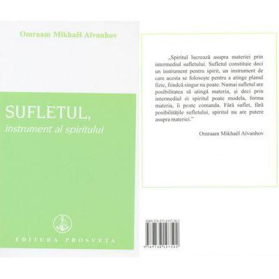 SUFLETUL, instrument al spiritului