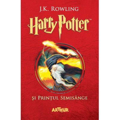 Harry Potter și Prințul Semisânge