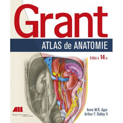 Grant. Atlas de anatomie (Ediția a XIV-a)