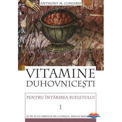 Vitamine duhovnicesti pentru intarirea sufletului. Zi de zi cu Hristos de-a lungul anului bisericesc. vol. 1