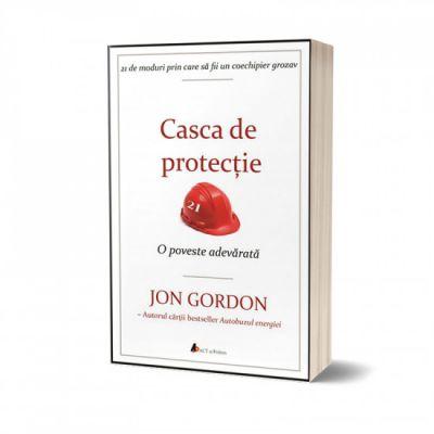 Casca de protecție - Jon Gordon