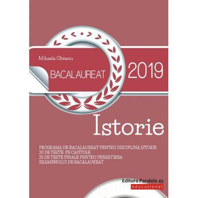Bacalaureat 2019. Istorie
