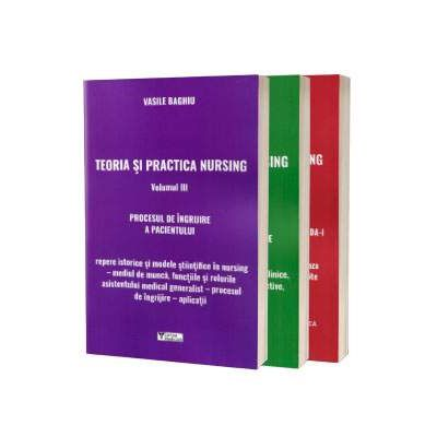 Teoria si practica nursing. Set 3 volume