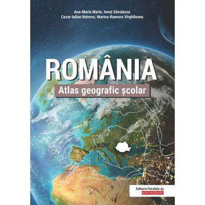 România. Atlas geografic şcolar