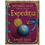 Expeditia. Septimus Heap cartea a 4-a