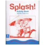 Splash! Activity Book pentru clasa a 2-a