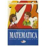 Matematica. Manual pentru clasa a II-a Rodica Chiran