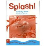 Caiet de limba engleza cls IV. Splash