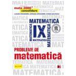 Probleme de matematica pentru clasa a IX-a. Consolidare