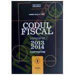 Codul Fiscal Comparat 2013-2014 (cod+norme)