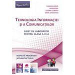 Tehnologia Informatiei si a Comunicatiilor, caiet pentru clasa a VI-a
