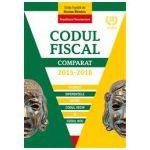 Codul Fiscal Comparat 2015-2016