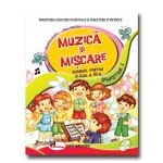 Muzica si miscare. Manual pentru clasa a III-a(sem I+sem II, contine editie digitala)