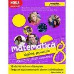 Matematică. Algebră, geometrie. Caiet de lucru. Clasa a 8-a. Semestrul I. Consolidare