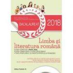 BACALAUREAT 2018. LIMBA ȘI LITERATURA ROMÂNĂ. PROFIL REAL. 110 TESTE DUPĂ MODELUL M.E.N. (30 DE VARIANTE PENTRU PROBA ORALĂ ȘI 80 DE VARIANTE PENTRU PROBA SCRISĂ)