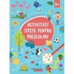 Activități istețe pentru preșcolari (3 ani +)