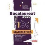 Matematică M_ştiinţele-naturii, M_tehnologic - Bacalaureat 2020