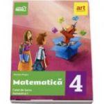 Matematica. Caiet de lucru pentru Clasa a IV-a - Semestrul I