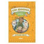 Cărțile micului geniu: Mitologia greacă - Ken Jennings