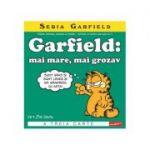 Seria Garfield #3. Garfield: mai mare, mai grozav - Jim Davis
