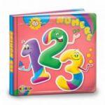 Carti mici pentru pici - 123 (Numere)