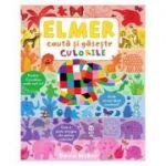 Elmer: caută și găsește culorile