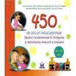 450 de jocuri educationale (19-84 luni)