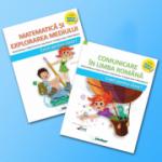 Set clasa I - CLR și MEM - caietele elevului (Varianta - Pițilă, Mihăilescu)