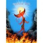 Calendar Spiritual 2021 - Ovidiu Harbada