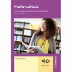 Matematica. Ghid complet pentru Evaluarea Nationala, clasa a VIII-a - Daniela Stoica