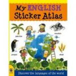 My English Sticker Atlas