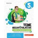 Teme recapitulative. Limba și literatura română. Clasa a V-a