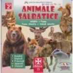 Prima carte cu animale salbatice