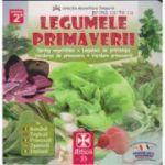 Prima carte cu legumele primaverii