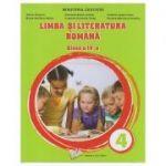 Limba si literatura romana. Manual clasa a IV-a - Adina Grigore